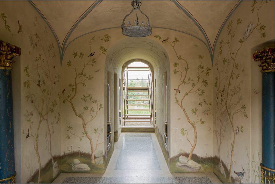 Tuscany chinoiserie