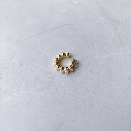 Mini Pearl Ear Cuff