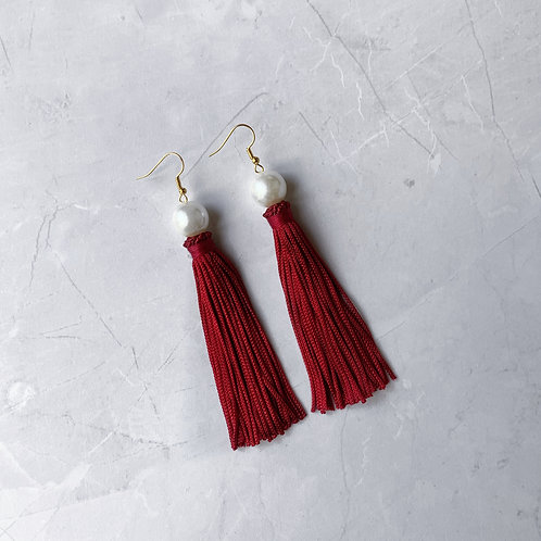 Girl Meets Pearl Mulled Wine Tassel
