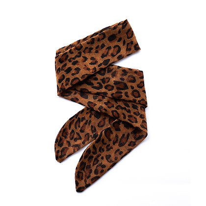 In the Jungle Hair Scarf - Regular