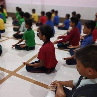 Yoga Day Celebration
