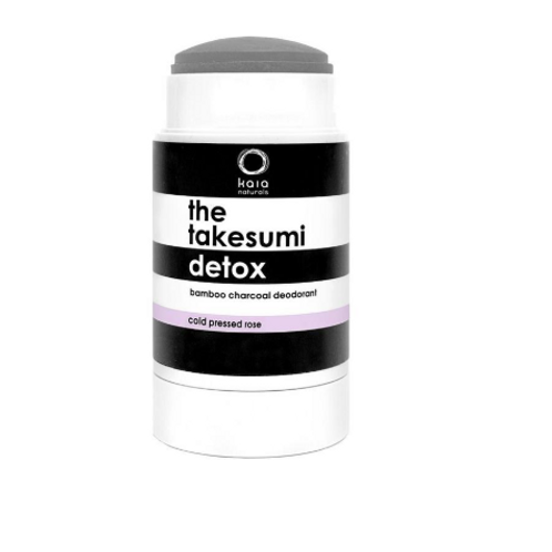 Kaia Takesumi Detox Deodorant- Cold Pressed Rose