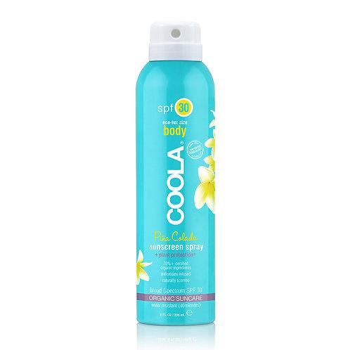 COOLA Sunscreen Spray Pina Colada (6 oz.)