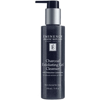 Eminence Charcoal Exfoliating Gel Cleanser