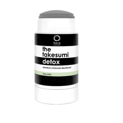 Kaia Takesumi Detox Deodorant- Lime Mint