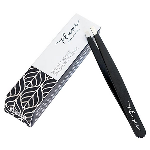 Plume Sculpt & Refine Precision Tweezers