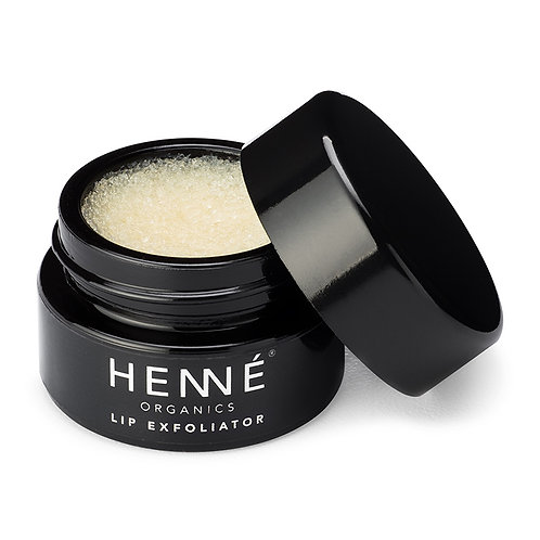 Henne Organics Lip Exfoliator Lavender Mint