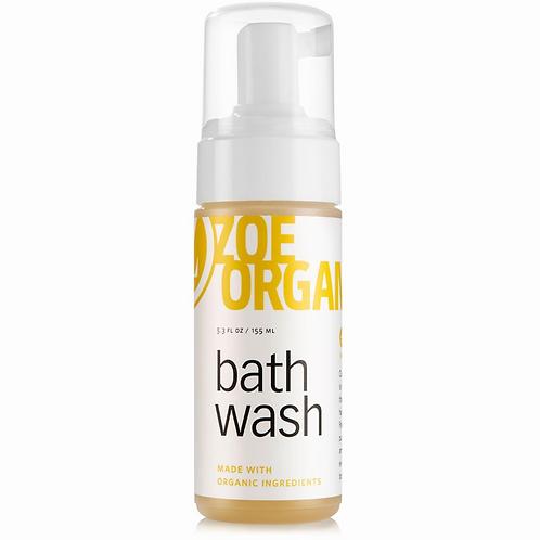 Zoe Organics Bath Wash