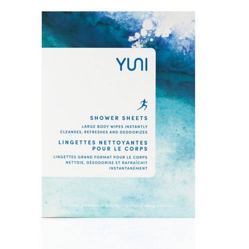 YUNI  Shower Sheets Beauty
