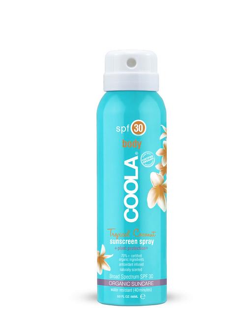copy of COOLA Travel SPORT SPF 30 Tropical Coconut Spray (3 oz)