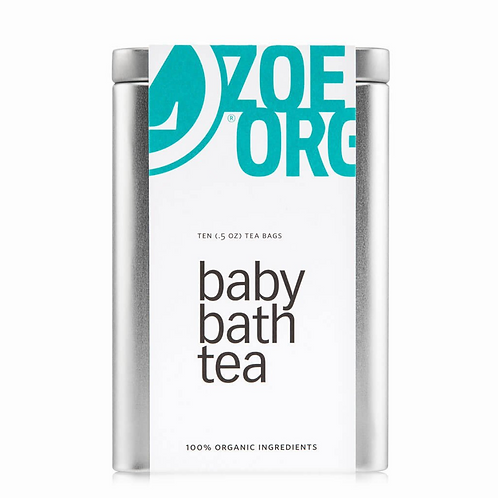 Zoe Organics Baby BathTea