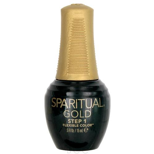 Sparitual Gold Nail Polish- Take a Stand