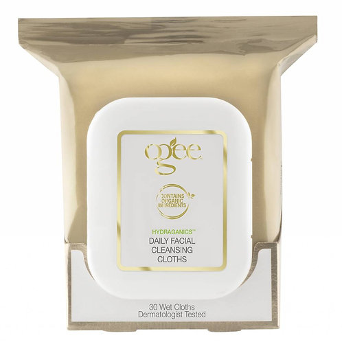 Ogee Daily Facial Cleansing Cloths