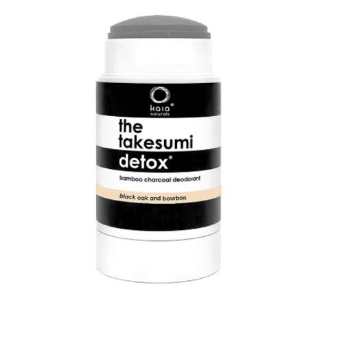 Kaia Takesumi Detox Deodorant- Black Oak and Bourbon