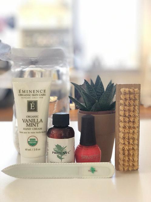 Natural Mani/Pedi Gift Set
