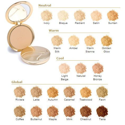 Pure Pressed Base Refill Mineral Foundation