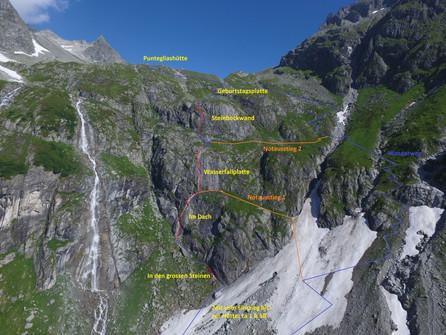 Klettersteig ist eröffnet!