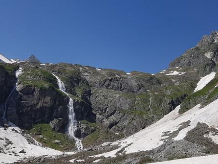 Klettersteig ist offen!