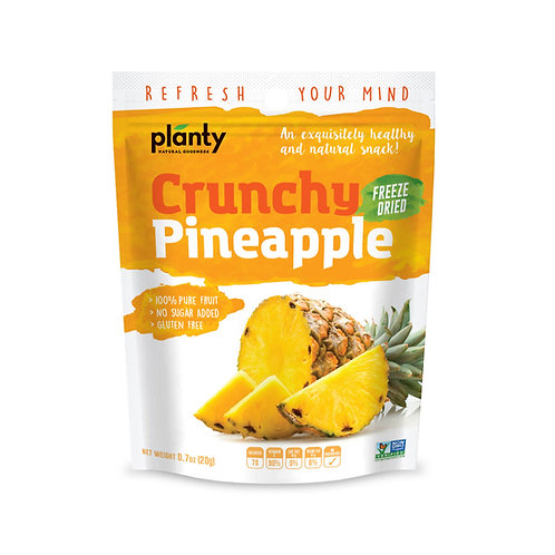Crunchy Pineapple