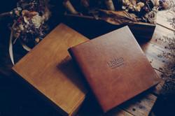 8*8皮革本-木盒