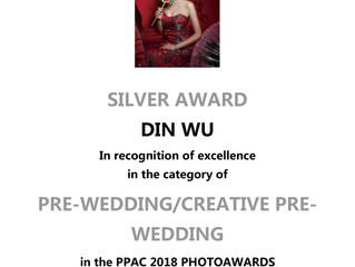 2018年2018 PPAC 2nd 2018亞洲國際攝影大賽獲獎