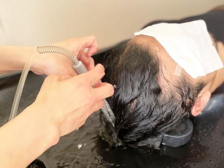 洗髪とは違う!頭皮洗浄 パイウェイヘッドスパが頭皮や髪を蘇らせる