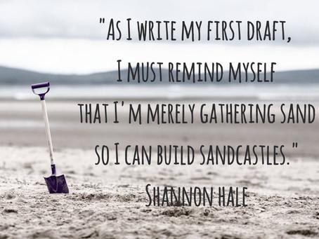 Writer's Fuel: 8
