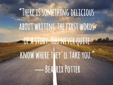 Writer's Fuel: 5