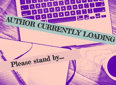 Author Currently Loading