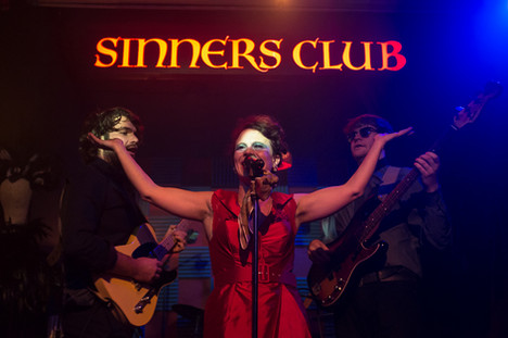 Sinners Club by Lucy Rivers