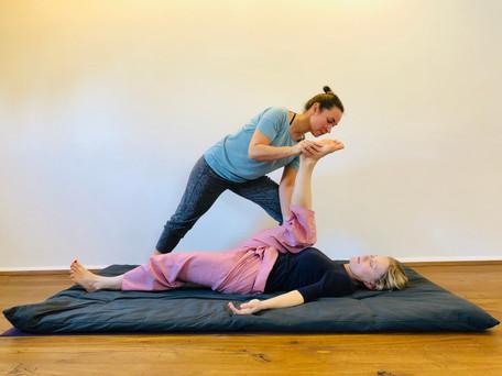 Thai Yoga Massage Da-Dum
