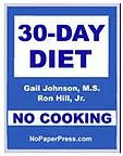 30-Day No-Cooking Diet eBook