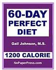60-Day Perfect Diet - 1200 Calorie eBook