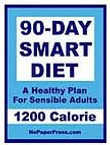 90-Day Smart Diet - 1200 Calorie eBook