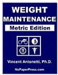 Weight Maintenance - Metric Edition eBook