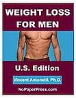 Weight Loss for Men - U.S. Edition eBook