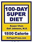 100-Day Super Diet - 1500 Calorie eBook