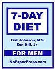7-Day Diet for Men eBook