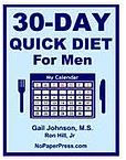 30-Day Quick Diet for Men eBook