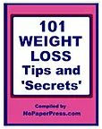 101 Weight Loss Tips & Secrets eBook