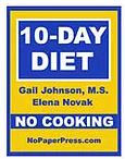 10-Day Diet No-Cooking eBook