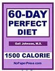 60-Day Perfect Diet - 1500 Calorie eBook