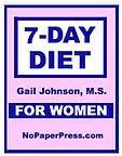 7-Day Diet for Women eBook
