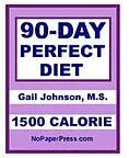 90-Day Perfect Diet - 1500 Calorie eBook