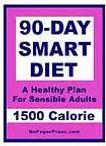 90-Day Smart Diet - 1500 Calorie eBook