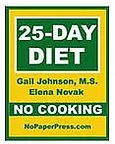 25-Day Diet No-Cooking eBook