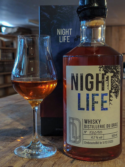 Night Life // 41,7 %Vol // 500 mL