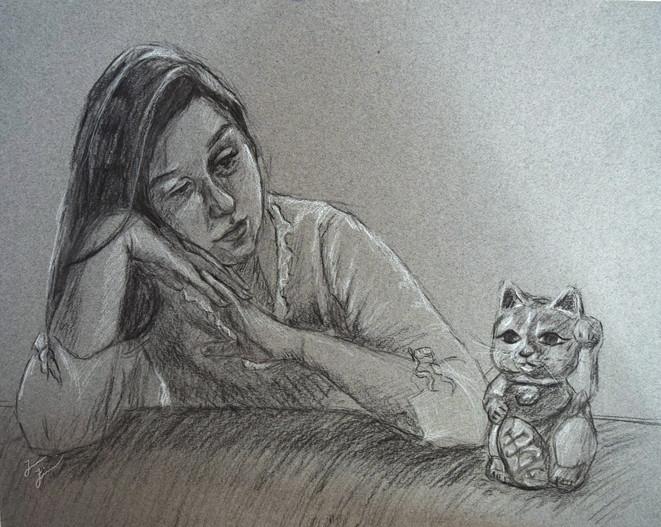 Maneki Neko Study