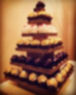 Mini Ferrero & Lindt Pyramid