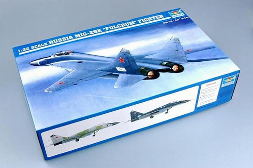 Самолет МиГ-29К - Trumpeter 1:32 02239